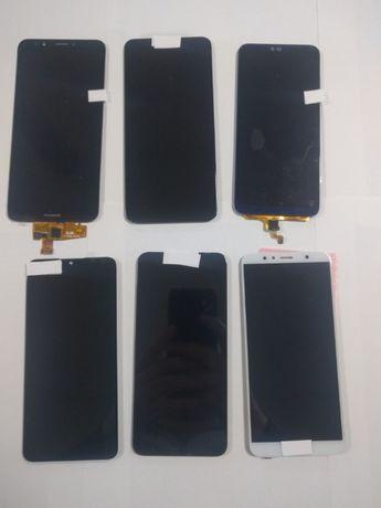 Дисплейный модуль(стекло+сенсор+экран)Huawei Honor y6,7a,y5,10,8, lite
