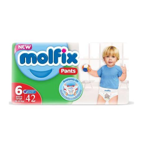 Памперсы  Molfix 6