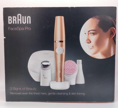 Braun FaceSpa Pro 921 Urządzenie do Pielęgnacji