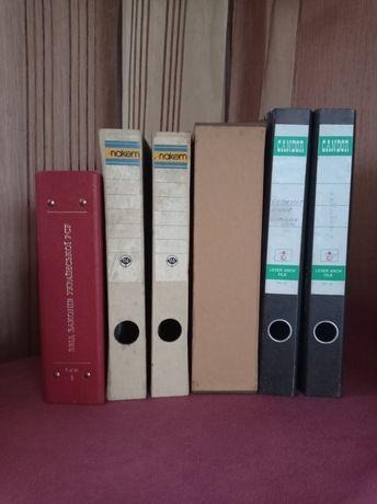 Папки для документов, юбилейные папки, файлы А4