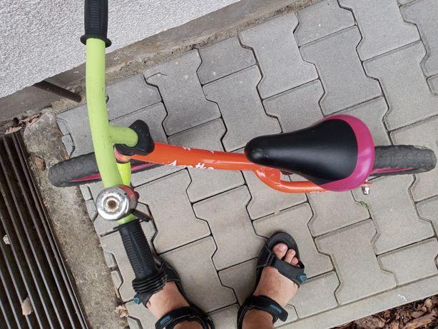 Rowerek biegowy Agatka