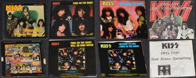 Kiss (Vinil/Singles)