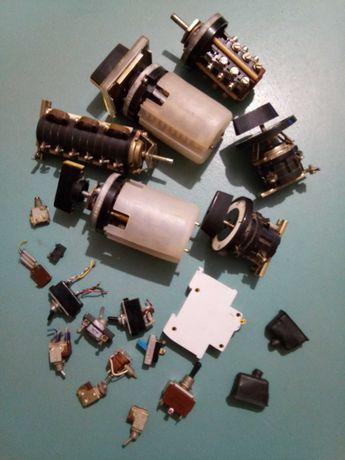 Продам переключатели  220V-380V