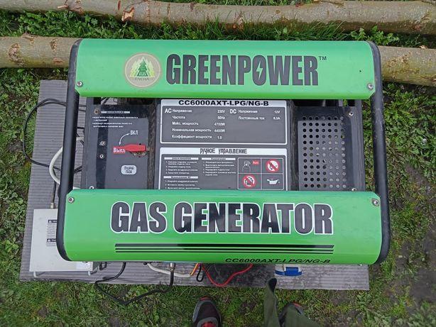 Электрогенератор газовый