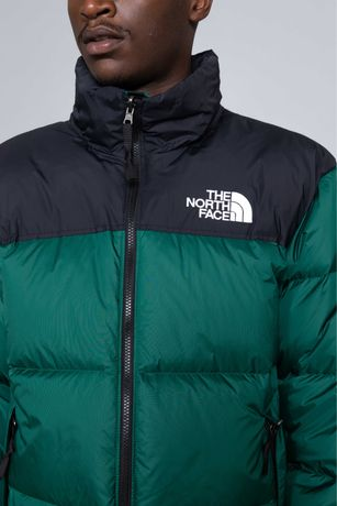 Пуховик The North Face 1996 Nuptse Night Green M