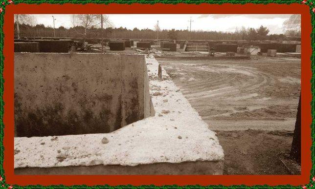 Betonowy Zbiornik na ścieki 11m3 Szambo betonowe na gnojowice