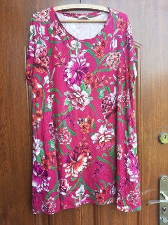 Koszulka/ Tunika kwiaty