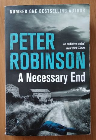 Peter Robinson / Питер Робинсон на английском
