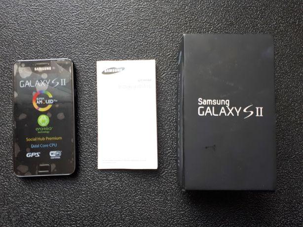 Samsung Galaxy S2 GT-I9100 (problem z wyświetlaczem)