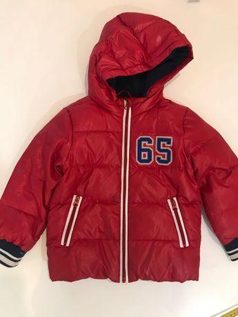 Benetton куртка зима, 110
