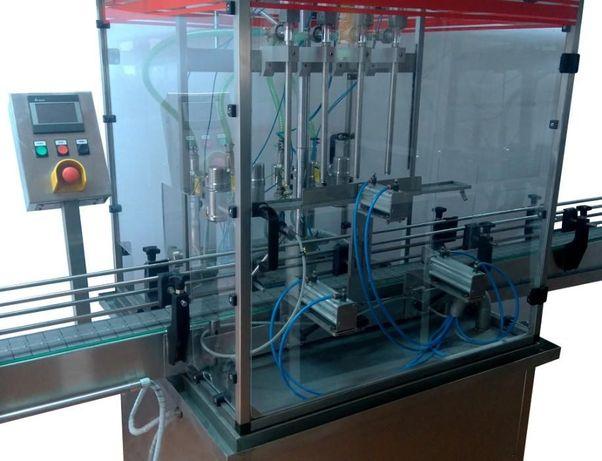 Maquina de enchimento automatico