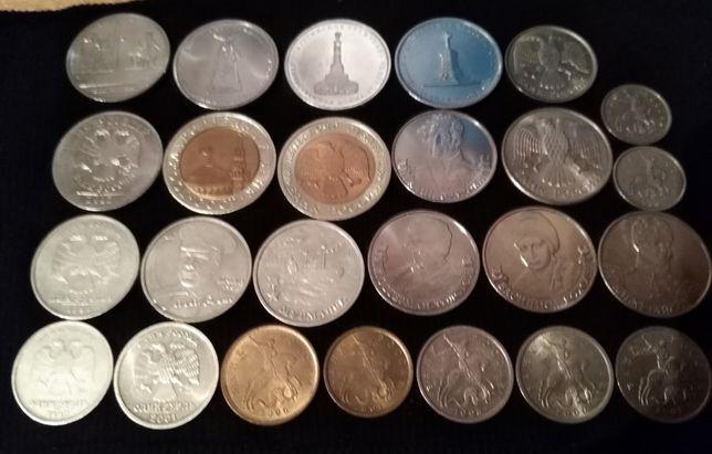 Сборная монет России