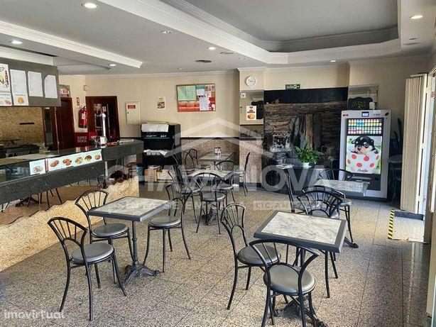 Restaurante, Pizzaria, Café, ou Snack Bar em Santa Marinha