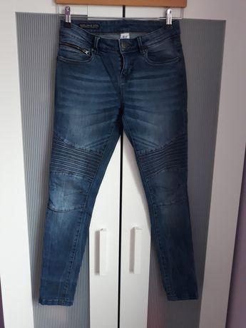 Spodnie jeansowe niebieskie C&A roz 158/ xs