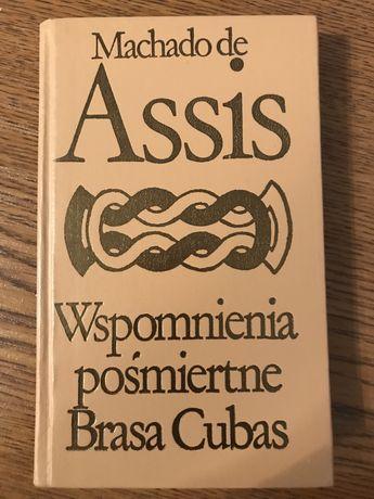 Wspomnienia pośmiertne Brasa Cubas