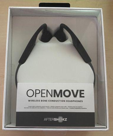 Słuchawki bezprzewodowe bluetooth AfterShokz Open Move