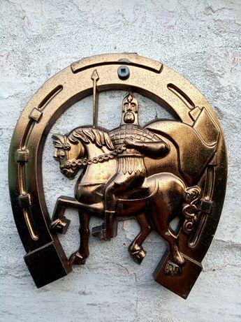 Сувенир, подкова, оберег, рыцарь, воин