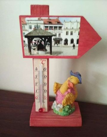 Termometr stojący