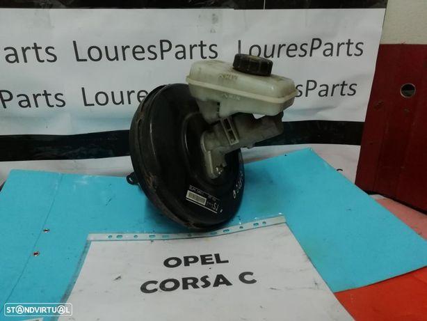 Servo freio e bomba central de travões Opel Corsa C ref. 90576552