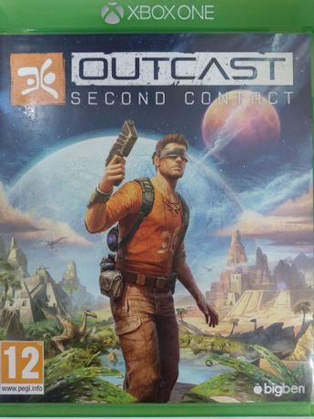 Outcast Second Contact Xbox One Używana Kraków
