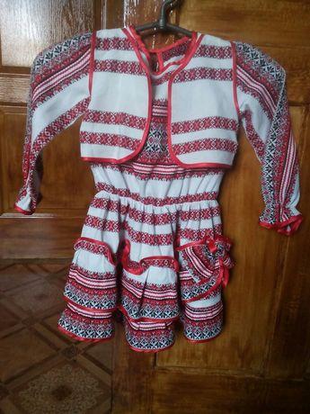 Продам децкое платье в Украинском стиле