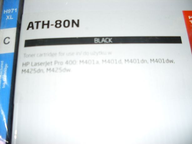 Toner ActivJet ATH-80n