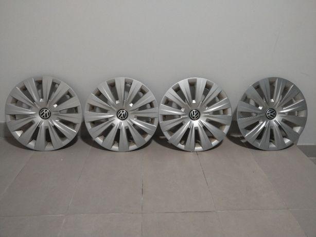 """Kołpaki oryginalne 15"""" Volkswagen Golf Passat Touran Caddy"""
