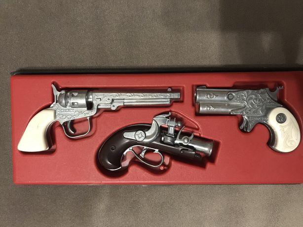 Набор пистолетов СССР