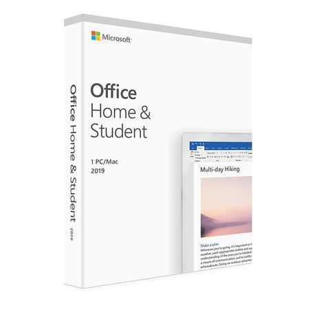 Microsoft Office Home and Student 2019 PL WINDOWS NOWA LICENCJA