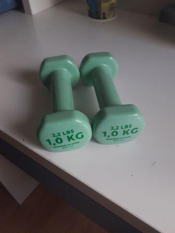 Pesos de 1k novos