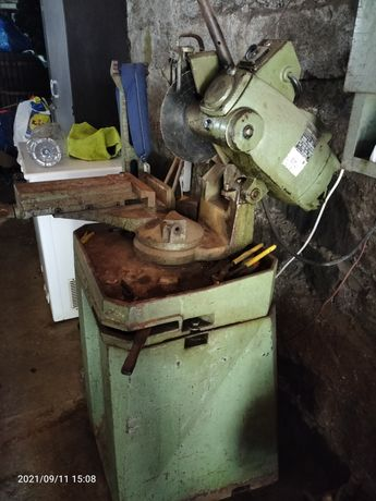 Máquina circular de corte ferro