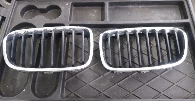 BMW 1 F20 F21 grill nerka atrapa lewa prawa