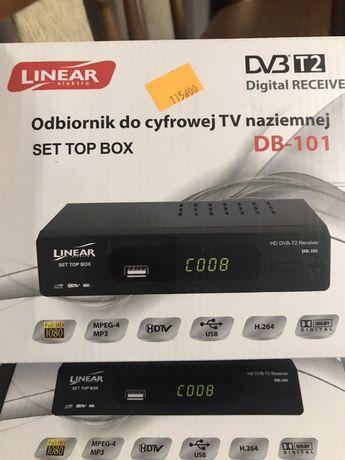 Dekoder linear DB-101 +hdmi gratis