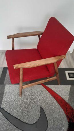 Fotele PRL -4 szt.