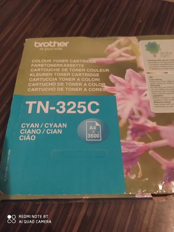 Brother TN-325C orginalny