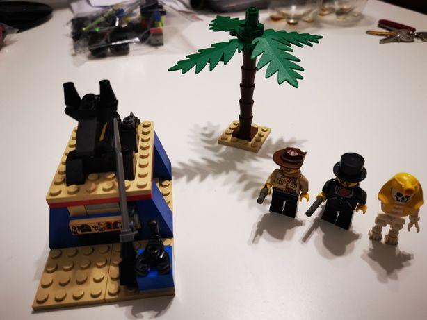 LEGO 5938 Oasis Ambush 90% Kompletność, stan bardzo dobry