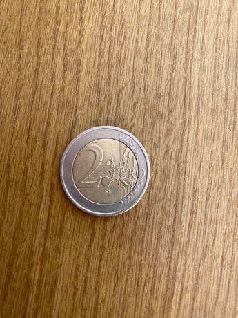 Moedas 2€ da Grécia rara 2002