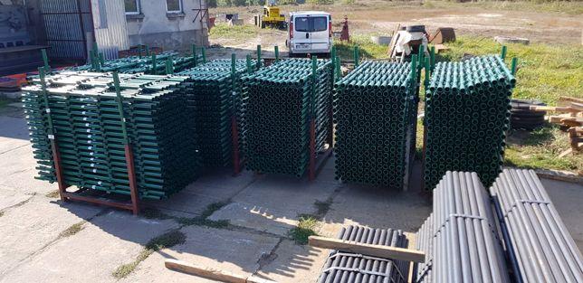 Rusztowanie Choinkowe Klinowe Grube transport Producent 100m2 od Reki