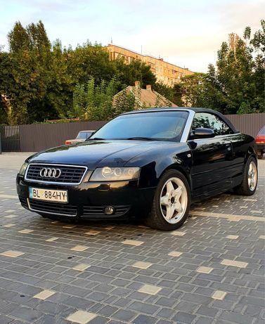 Audi A4 кабриолет. 2005 год. Автомат
