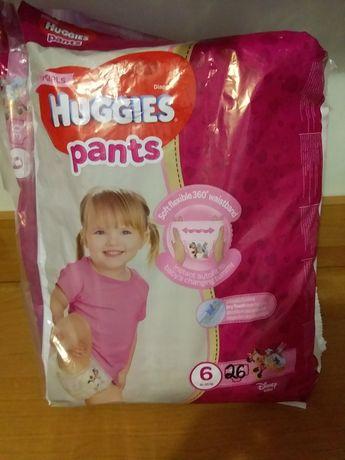 Huggies pants 6 трусики