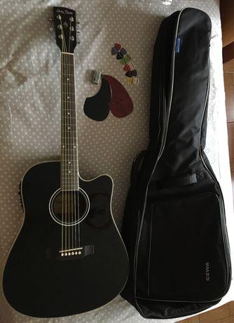 Guitarra Eletro-acústica Harley Benton