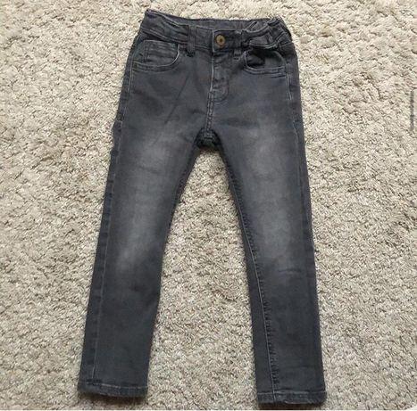 Jeansy dzinsy spodnie Zara