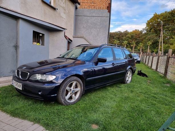 BMW E46 2.5 192KM ** blacharsko bardzo dobry stan !! **