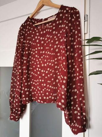 Bluzeczka Glamorous w grochy w rozmiarze 40
