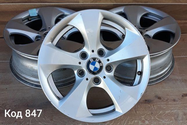 Оригінальні диски BMW R16 5x120 ET31