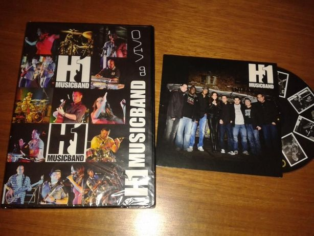 h1 music band cd+dvd