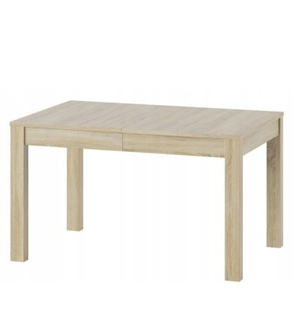 Stół rozkładany dąb sonoma 140x80