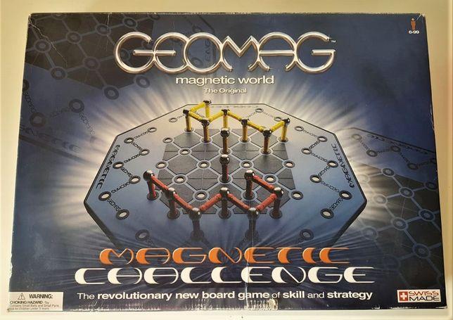 Jogo - Geomag magnetic world