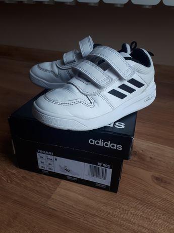 Buty adidas tensaur I 26 białe adidasy na rzepy