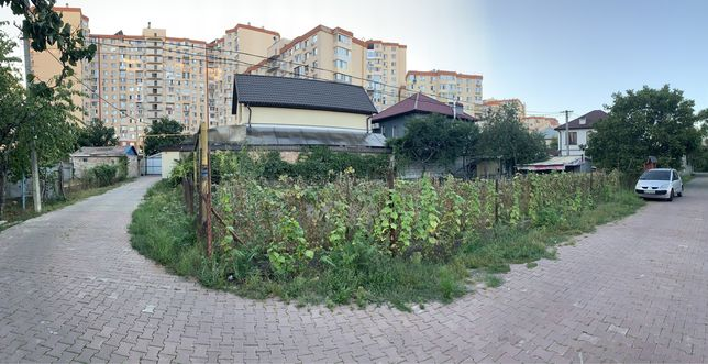 Продам участок 4,8 на Таирова Маршала Жукова.